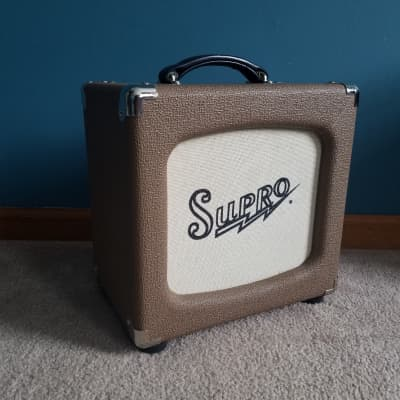 Zinky Supro Del Mar (Model 50) - 13 Watt Tube Amp