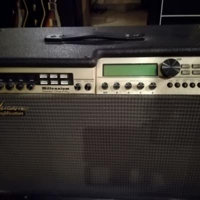 Amplificatore valvolare Johnson millenium for sale