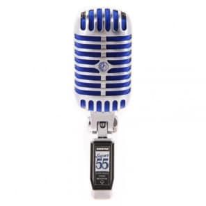 SHURE SUPER-55 MICROFONO SUPERCARDIOIDE STILE VINTAGE PER VOCE 6d16290a1ef3