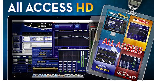Sonic Studio soundBlade All Access HD [Download]
