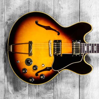 Gibson ES-345 TD Sunburst 1967 w/OHSC