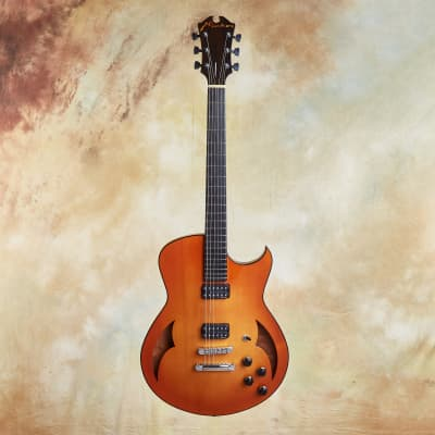 Marchione Semi-Hollow Premium 2015 D'Aquisto Shaded for sale