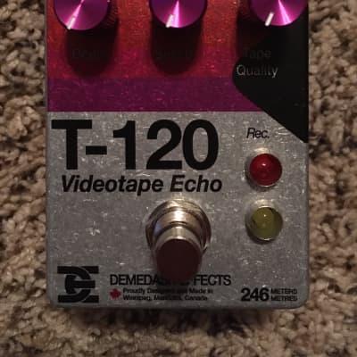 Demedash Effects T120 Videotape Echo V2