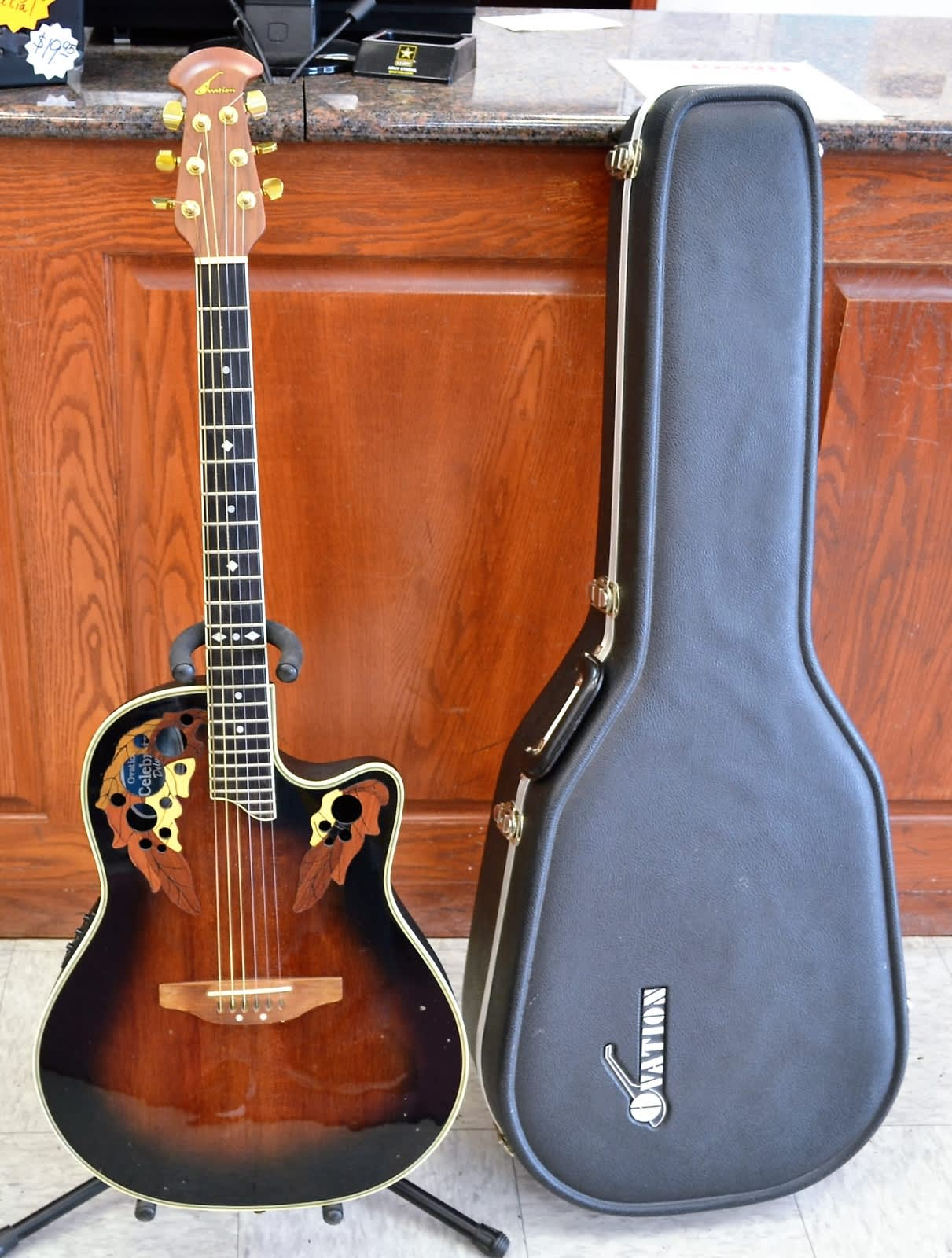 Ovation CC44: Acoustic Electric | eBay