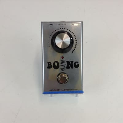 J. Rockett Audio Designs Boing Reverb Pedal for sale