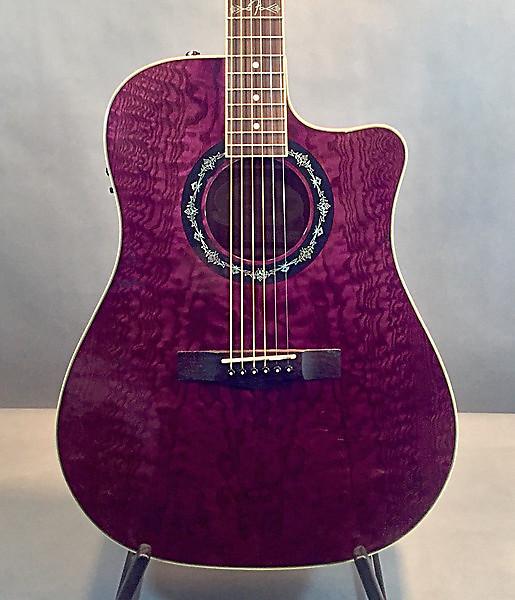Fender T Bucket 300ce Acoustic Guitar Reverb