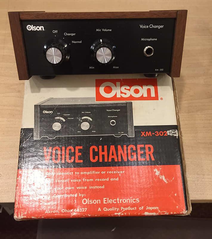 Olson Voice Changer | Saratoga Guitar