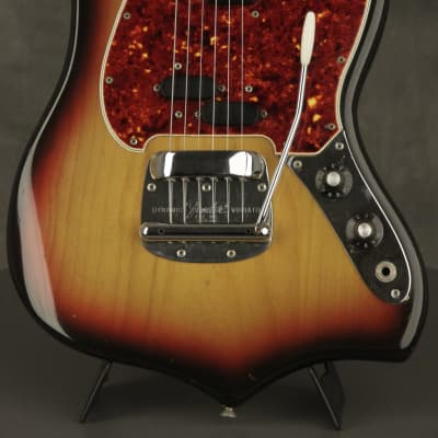 Fender Custom (Maverick) 1971 Sunburst for sale