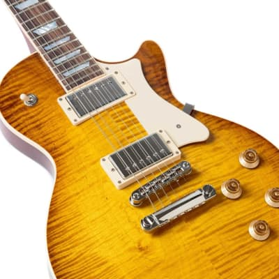 Heritage H-150 Standard Solid Singlecut Dirty Lemon Burst for sale