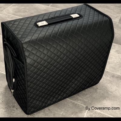 Coveramp FENDER Princeton Reverb II Combo  Cover Embossed black leatherette
