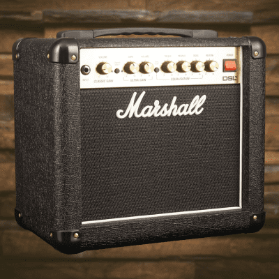 Marshall DSL1CR 1W all valve 2 channel 1x8'' combo with digital Reverb for sale