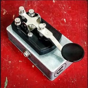 NEW! Coppersound Pedals Telegraph Stutter - Momentary Kill Switch Metal