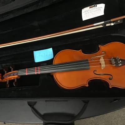 Yamaha V5 3/4 Size Student Acoustic Violin (REF #2222)