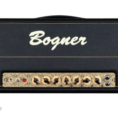 Bogner Helios 50W Handwired Amplifer Head for sale