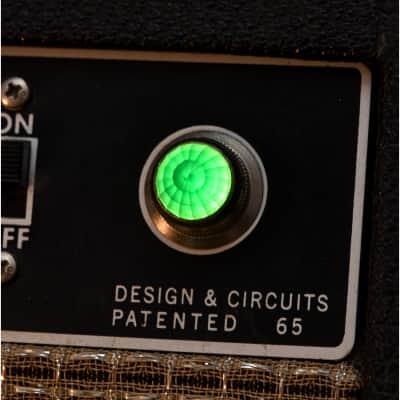 Invisible Sound Guitar amplifier Jewel Lamp Indicator amp jewel.  Model 2004.  For pilot light
