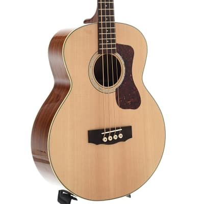 Guild Westerly Collection B-140E Acoustic Bass Guitar and Case for sale