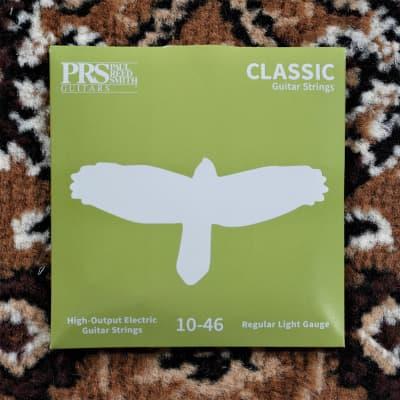 PRS Classic Regular Electric Guitar Strings 10-46