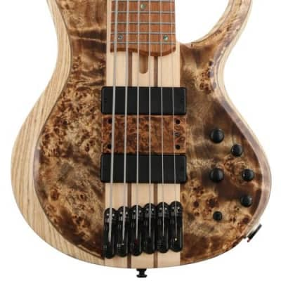 Ibanez BTB846V-ABL Antique Brown Stained Low Gloss BTB Workshop 6 String Electric Bass