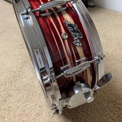 La Boz MIJ 1970's Snare Drum MIJ 1960's Raspberry  Cheesecake?