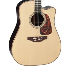 Takamine P7DC Acoustic-Electric Guitar for sale