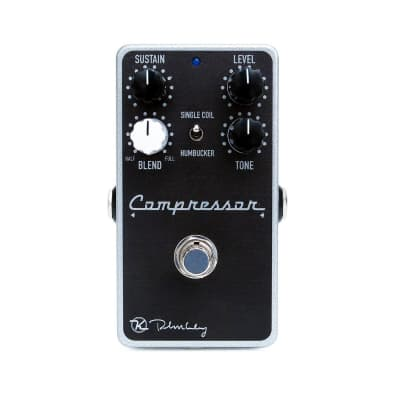 New Keeley Compressor Plus Guitar Effects Pedal!