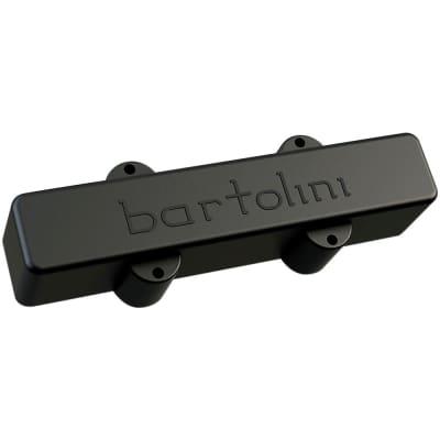 Bartolini BRP74X45CBJD_B1/T1 Classic X4 Soapbar Dual Coil 5-String Bass Pickup Set Regular