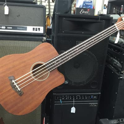 Gold Tone Fretless Micro Bass 25 w/Gig Bag-M-Bass/FL-NEW-Great Price-Ships Anywhere!