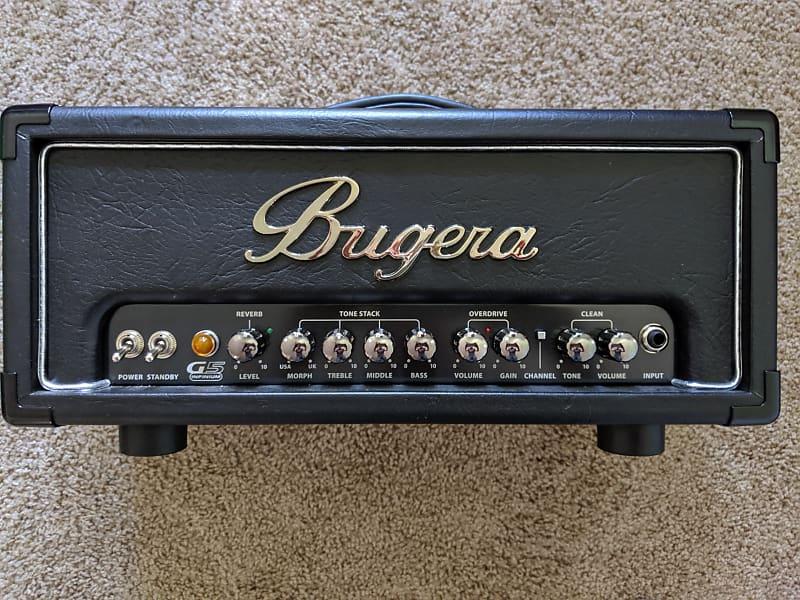 bugera g5 infinium nexus studio reverb. Black Bedroom Furniture Sets. Home Design Ideas