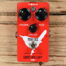 Wren and Cuff Your Face 70s Smooth Silicon Fuzz USED