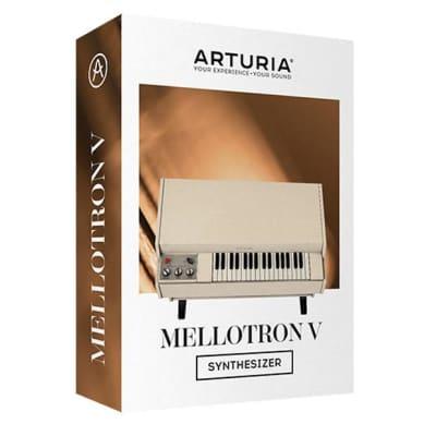Arturia Mellotron V