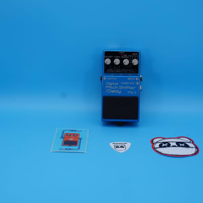 Boss PS-2 Pitch Shifter/Delay | Rare Blue Label (Made In Japan) | Fast Shipping!