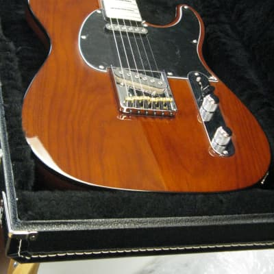 G&L ASAT Classic Whiskey, Bound Top & Neck, Block Inlays, 1/4 Sawn, LockingTuners, Graph Tech Nut
