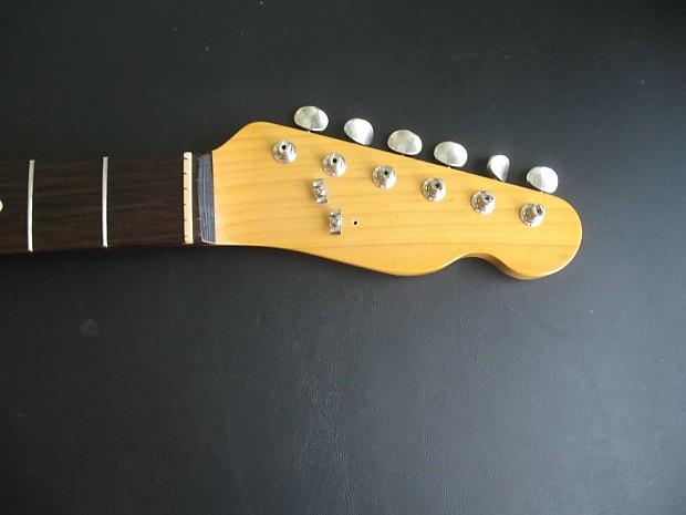 Original Allparts Fender Lic Musical Instruments & Gear Acoustic Electric Guitars Tele Neck Tro-c Rosewood