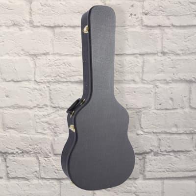On-Stage GCA5000B Hardshell Acoustic Guitar Case (Black)