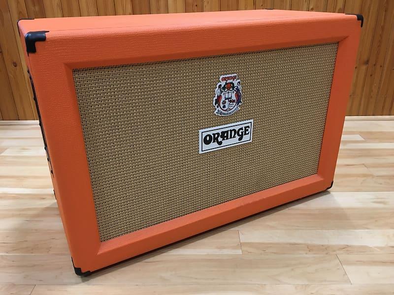 Orange PPC212 2x12 120-Watt Guitar Speaker Cabinet - UK | Reverb
