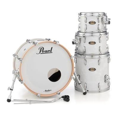 """Pearl MMG904XP Masters Maple Gum 10 / 12 / 14 / 20"""" 4pc Shell Pack"""
