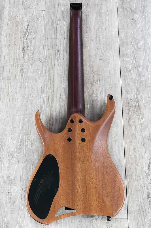 Mayones Hydra Elite 7 String Headless Electric Guitar