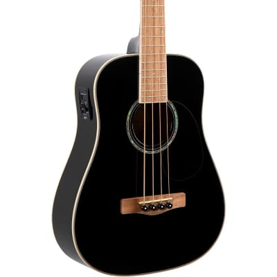 Mitchell EZB Super Short-Scale Acoustic-Electric Bass for sale