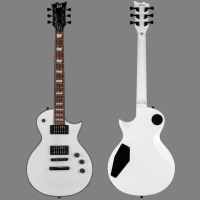 ESP LTD EC-256 Electric Guitar - Snow White