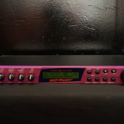 E-MU System Mo'Phatt 64 Voice Urban Dance & Hip Hop Synthesiser Sound Module 1U