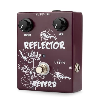Caline CP-44 Reflector, Spring Reverb Effect Pedal