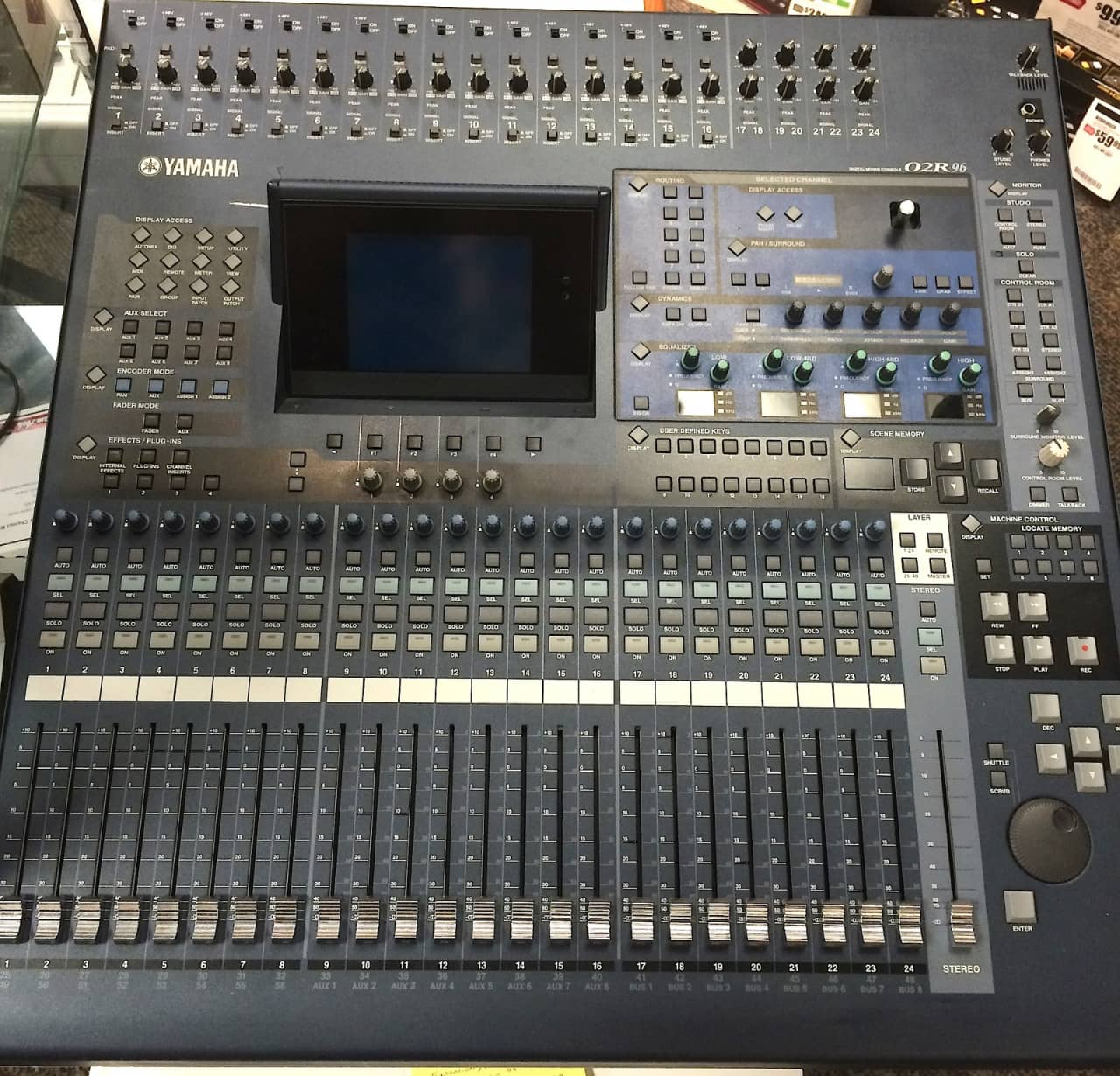 an analysis of the o2r version 2 in digital recording consoles
