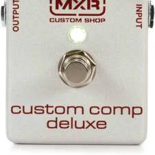 MXR Custom Comp Deluxe Compressor Effect Pedal