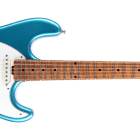 Pre Order Ernie Ball Music Man Cutlass SSS - Vintage Turquoise with Maple Fingerboard image