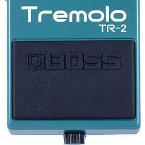 Boss Tremolo TR-2 Vintage Tremolo Pedal for sale