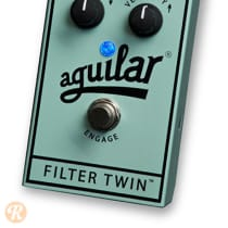 Aguilar Filter Twin Dual Envelope Bass Filter 2010s Blue image