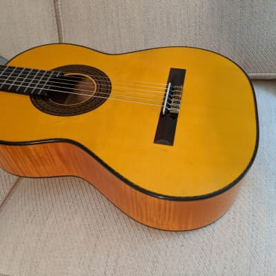 Luciano Lovadina Spruce /Maple 650 Concert model 2013 Natural for sale