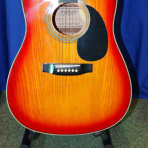 Tanglewood TW704N acoustic guitar made in Korea S/H for sale