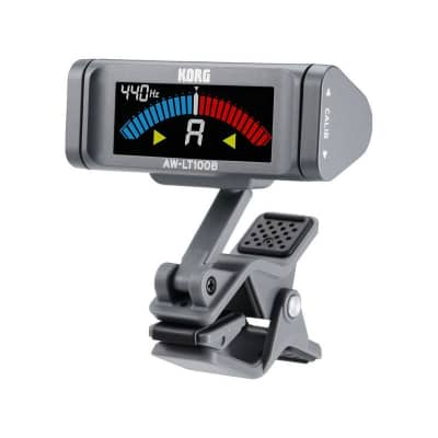 KORG AW-LT100B Clip-On Tuner for sale