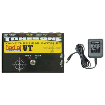 Radial R800 7082 Headbone VT Tube Head Switcher